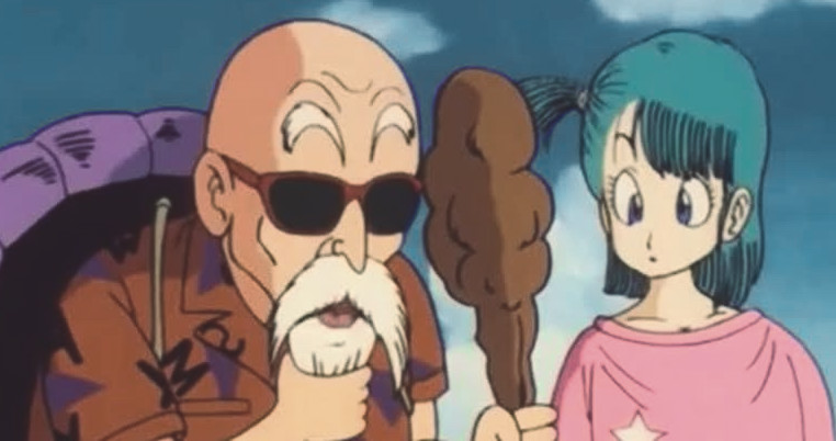 Dragon Ball Z 8 Dark Things You Did Not Know About Master Roshi Np Khabar Pana